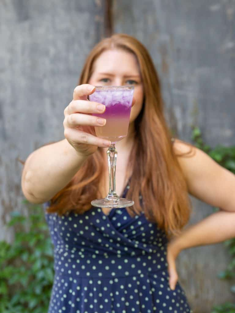 Sarah Gualtieri The Boozy Ginger Cocktail Blogger and Photographer